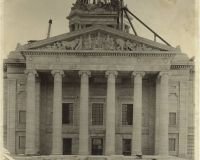 Manitoba Legislative Building  1917