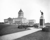 Manitoba Legislature  Winnipeg  MB   2