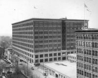 T. Eaton Co. Mail Order Building Winnipeg  MB